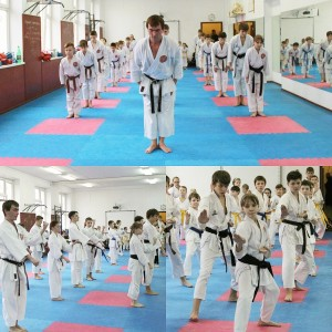 World Shotokan Moscow 1
